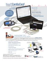 CardioCard® Resting™ PC Based ECG Family