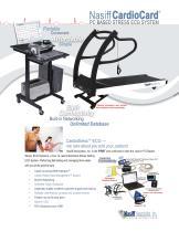 CardioCard® Stress Dual Connectivity PC Based ECG