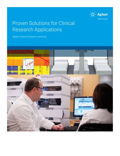 Proven Solutions for Clinical Research Applications