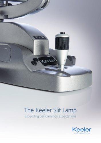 Keeler Slit Lamp (KSL) Catalog