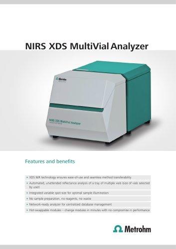 NIRS XDS MultiVial Analyzer