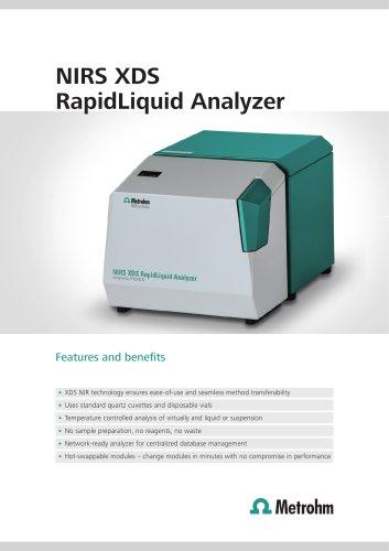 NIRS XDS RapidLiquid Analyzer