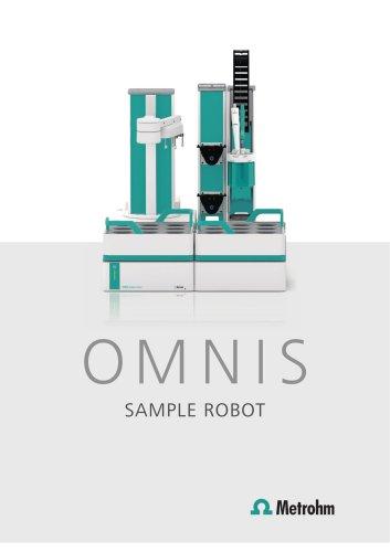 OMNIS Sample Robot