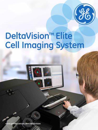 DeltaVision Elite Cell Imaging System