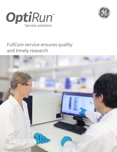 FullCare service ensures quality and timely research
