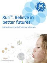 Xuri™. Believe in better futures