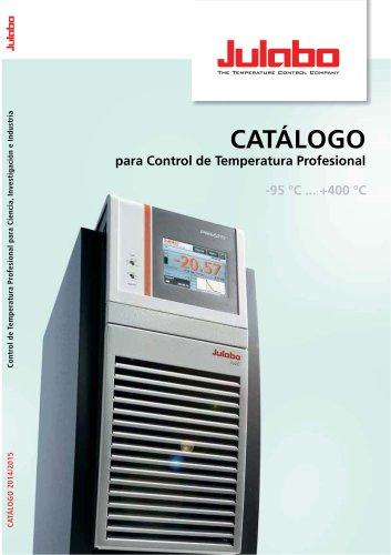 Catálogo 2014/2015 - Control de Temperatura
