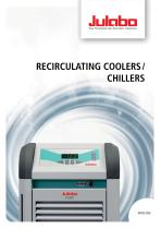 JULABO Recirculating Coolers and Chillers