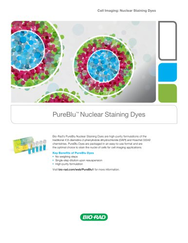 PureBlu™ Nuclear Staining Dyes
