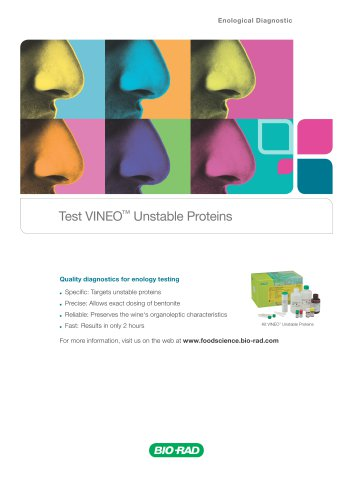 VINEO™ Unstable Proteins Kit