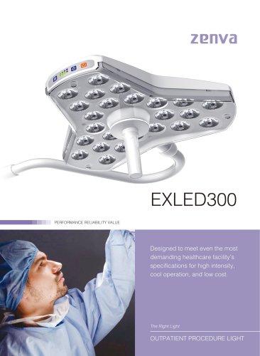 EXLED 300 Series LED Light