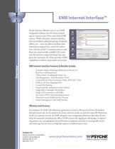 EMR Internet Interface