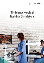 SimbionixTM Medical Training Simulators