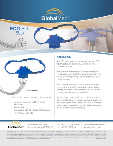 ECG Belt Us