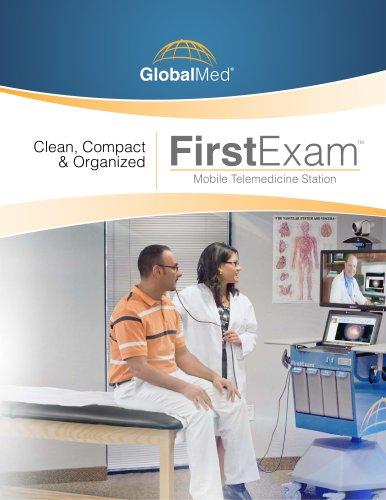 FirstExam Mobile Telemedicine Station