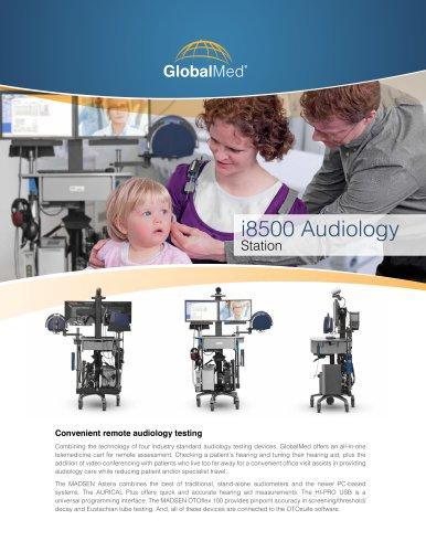 i8500 Audiology Station