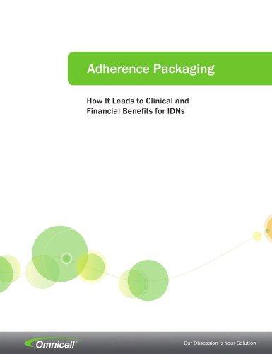 Med Adherence Packaging