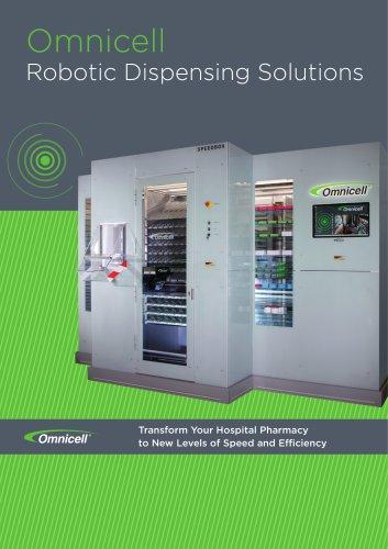 Medimat Robotic Dispensing System