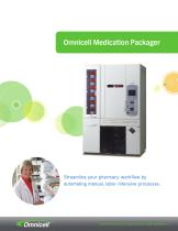 Omnicell Medication Packager Brochure