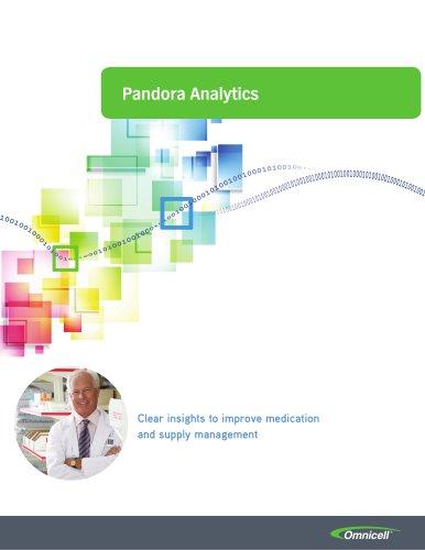 Pandora Analytics Overview