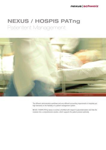 NEXUS / HOSPIS PATng Patient Management