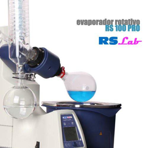 Evaporador rotativo RS 100-PRO