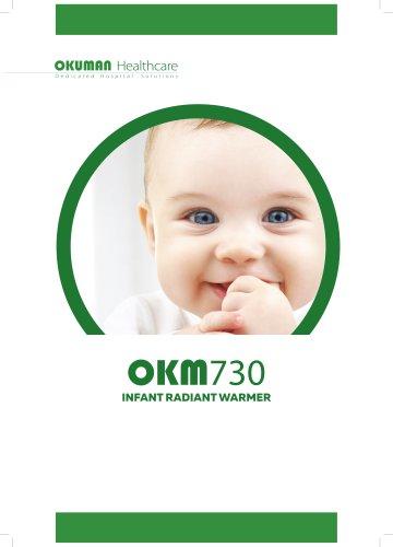 OKM 730 Infant Radiant Warmer