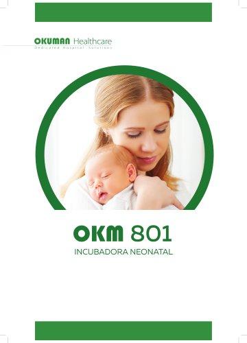 OKM 801 INCUBADORA NEONATAL