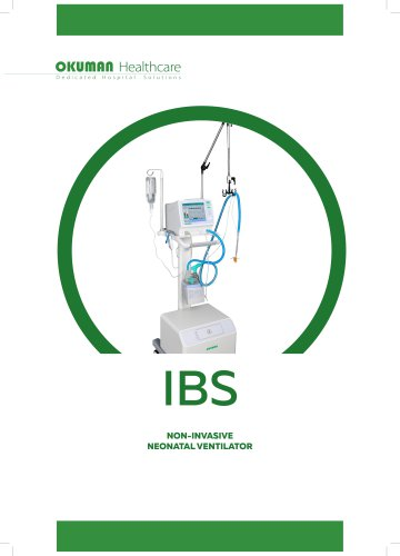OKM IBS NON-INVASIVE NEONATAL VENTILATOR