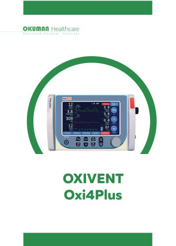 Oxivent Oxi4Plus