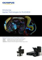 Applied Technologies for FLUOVIEW