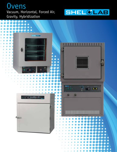SHEL LAB Ovens Catalog.pdf