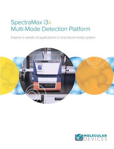 SpectraMax i3x