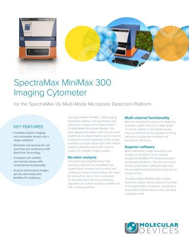 SpectraMax MiniMax 300