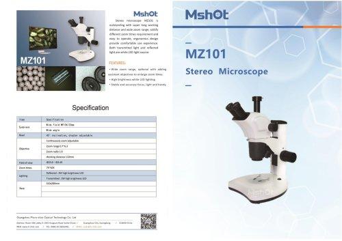 MS60-2 -6.3MP sCMOS camera for microscope
