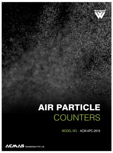 Air Particle Counters (ACM-APC-2619)