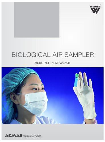 Biological Air Sampler (ACM-BAS-2544)
