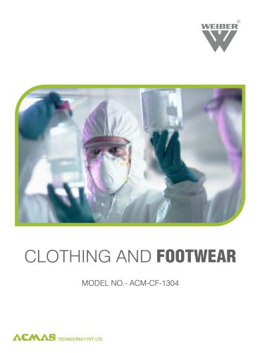 Clothing And Footwear  (ACM-CF-1304)