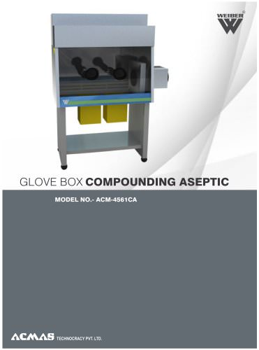 Compounding Aseptic (ACM-4561CA)