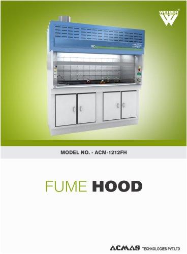 Fume Hood (ACM-1212FH)