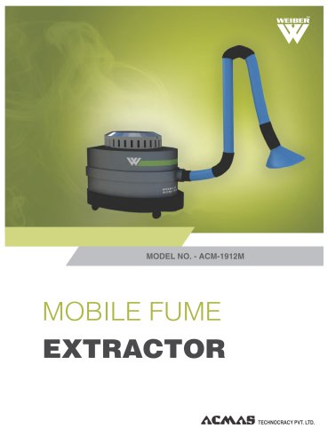 Mobile Fume Extractor (ACM-1912M)
