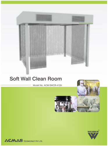 Soft Wall Clean Room (ACM-SWCR-4129)