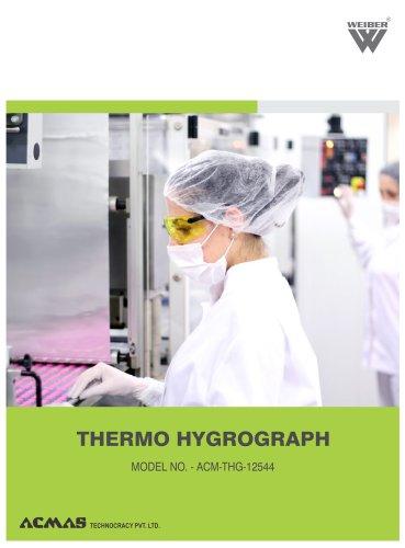 Thermo Hygrograph (ACM-THG-12544)