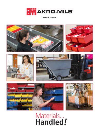 Akro-Mils Full Line Catalog