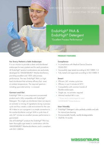 EndoHigh PAA-Detergent