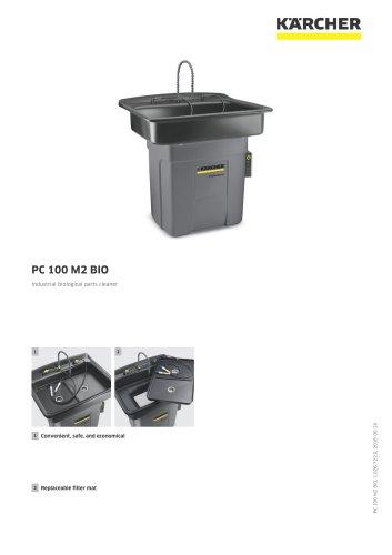 PARTS CLEANER PC 100 M2 BIO