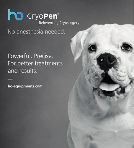 CryoPen - Veterinary Brochure