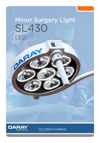 SL430 - Minor Surgery Light