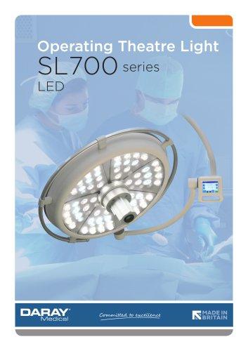 SL700 - LED Operating Theatre Light
