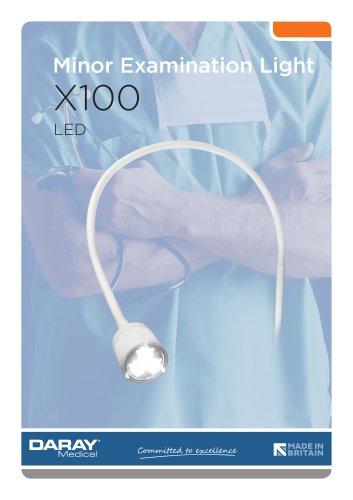 X100 - LED Examination Light